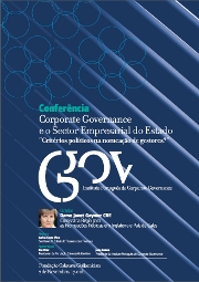 Conferência - Corporate Governance e o Sector Empresarial do Estado