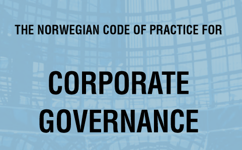 Norwegian Code of Practice for Corporate Governance (2018)